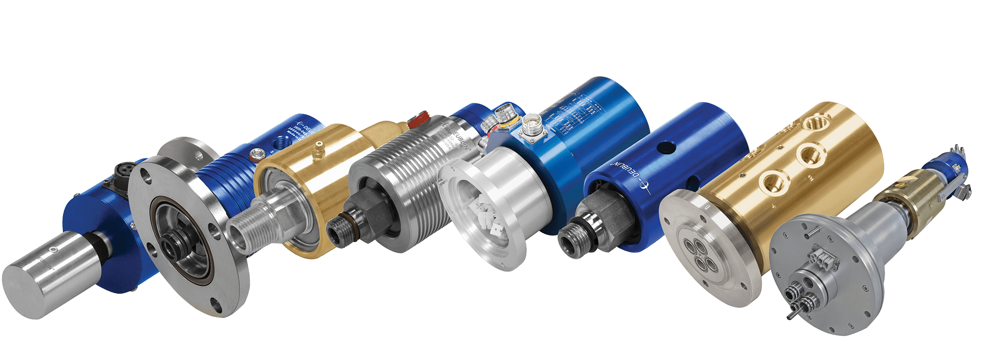 World-Class Rotary Unions and Electrical Slip Rings