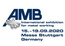 AMB exhibition for metal working