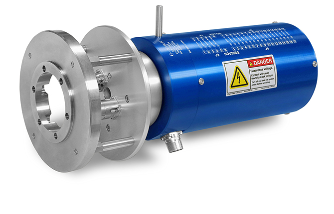 SR0027 Deublin electrical slip ring