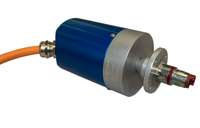 SR0175 Deublin electrical slip ring