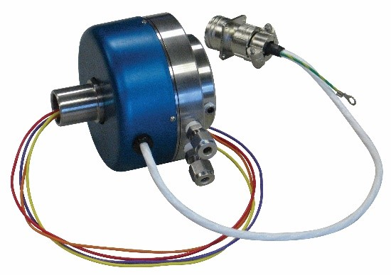 Slip ring and rotary union solution